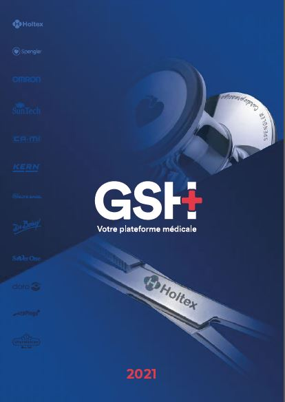 catalogue GSH